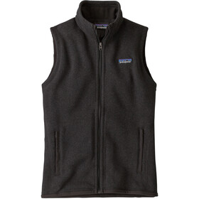 Patagonia Better Sweater Vest Damer, black